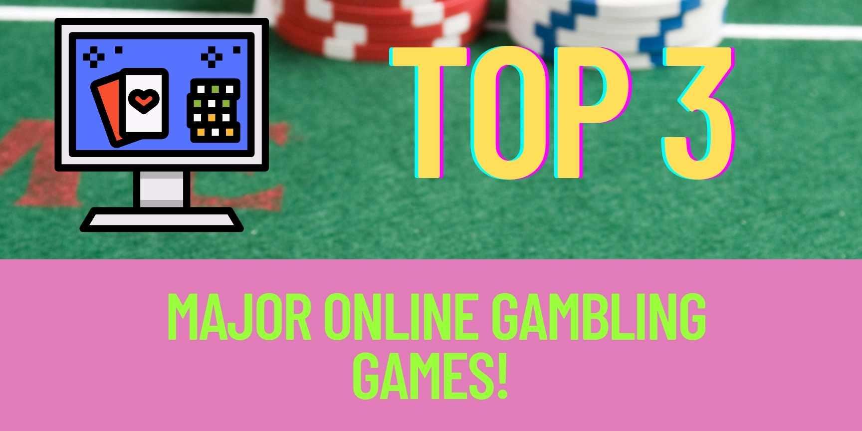 top 3 games